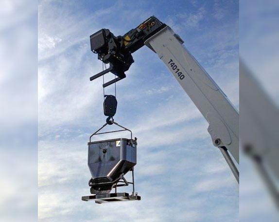Bobcat Betonkübel Anbaugeräte für Teleskoplader